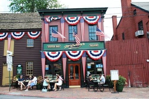 Annapolis Restaurants In The City Dock Area Dining Guide